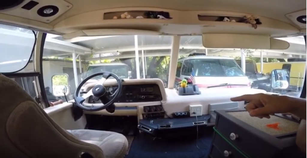 GMC Motorhome Restoration Tour Video – Wanderlust Estate